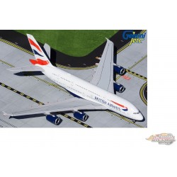 British Airways Airbus A380 G-XLED - Gemini 1/400 GJBAW1932 - Passion Diecast