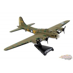 """BOEING B-17E FLYING FORTRESS """"My Gal Sal"""" USAAF / POSTAGE STAMP 1/155 PS5413-1 - Passion Diecast"""