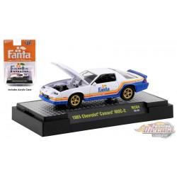 Fanta - 1985 Chevrolet Camaro IROC-Z -  M2  1:64  - 52500-RC04 C  - Passion Diecast
