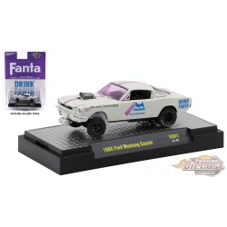 Fanta - 1966 Ford Mustang Gasser - M2  1:64  - 52500 GS01 C  - Passion Diecast