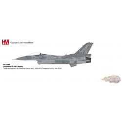 Lockheed F-16C Fighting Falcon - Polish Air Force 302nd FS, Poland, Air Force 100 Years 2019 - Hobby Master 1/72 HA3886