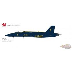 McDonnell Douglas - Boeing F/A-18E Super Hornet - US Navy Blue Angels, No. 1, 2020 - Hobby Master 1/72 HA5121