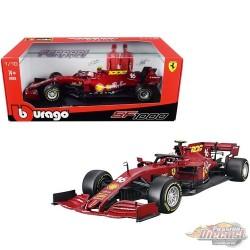 Ferrari Racing Formula 1 F1 SF1000  2020 n°16 Charles Leclerc -  Bburago 1/18 -  16808 CL