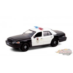 2008  Crown Victoria Police LAPD - The Rookie - Hollywood 30 -1-64  greenlight - 44900 F - Passion Diecast