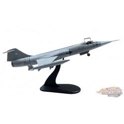 Lockheed F-104S Starfighter / Italian Air Force St, Grazzanise AB, Italy Oct. 2004 - Hobby Master 1/72 HA1045 - Passion Diecast