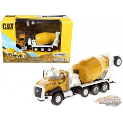 Caterpillar CT660 with McNeilus Bridgemaster Concrete Mixer -  Diecast Master 1/64 - 85632 - Passion Diecast