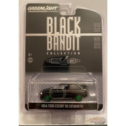1994 Ford Escort RS Cosworth -  BB Rally Racing Team - Black Bandit Series 24   1-64 GREENMACHINE 28050 DGR