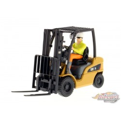 Caterpillar DP25N Lift Truck - Core Classics Series - Diecast Master  1/50 -  85256 - Passion Diecast