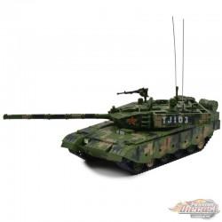 Norinco ZTZ-99A PLA Main Battle Tank TJ103 Chinese Peoples Liberation Army - Panzerkampf 1:72 - 12181PB - Passion Diecast