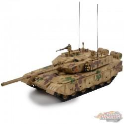 Norinco ZTZ-99A PLA Main Battle Tank TJ103 Chinese Peoples Liberation Army - Panzerkampf 1:72 - 12181PE - Passion Diecast
