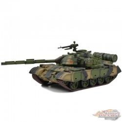 Norinco Type 59D PLA Main Battle Tank  Chinese Peoples Liberation Army - Panzerkampf 1:72 - 12186PA - Passion Diecast