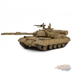 Norinco Type 59D PLA Main Battle Tank  Chinese Peoples Liberation Army - Panzerkampf 1:72 - 12186PC  - Passion Diecast