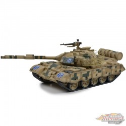 Norinco Type 59D PLA Main Battle Tank  Chinese Peoples Liberation Army - Panzerkampf 1:72 - 12186PD - Passion Diecast