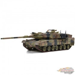 Krauss-Maffei Leopard 2A6 German Army - Panzerkampf 1:72 - 12173PC- Passion Diecast