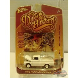 Uncle Jesse Chevy Pickup - The Dukes of Hazzard - Johnny Lightning -  Mijo Exclusif  1:64 - 50999