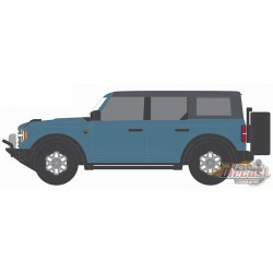 2021 Ford Bronco 4-Portes Badlands - All-Terrain  Series 12 - 1/64 Greenlight - 35210 F - Passion Diecast