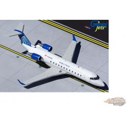 Canadair CRJ-200LR United Express N246PS - Gemini 1/200 G2UAL958