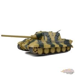 German Sd. Kfz.186 Jagdpanzer VI Tank / Schwere Panz. Abteilung 512, Germany, 1945 / Motor City Classics 1:43 No. 23186-45