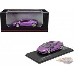 Lamborghini Huracan - Purple Metallic - Kyosho 1:64 - KS07045A2