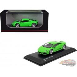 Lamborghini Huracan - Green - Kyosho 1:64 - KS07045A1