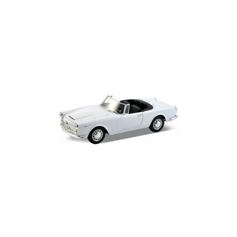 Alfa Romeo Spider 2600 1960 Blanche