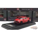 Honda Civic Type-R - Red - LCD Models 1:64 - 64003 RD