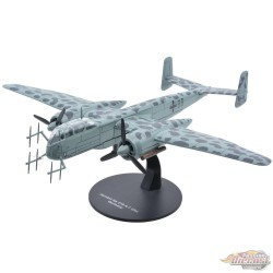 Heinkel HE 219 A-7 UHU Luftwaffe / Germany 1945 -  Warbirds of WWII 1/72 - 27286-00 - Passion Diecast