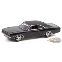 1968 Dodge Charger R/T - John Wick (2014) - Hollywood 33 - 1/64 Greenlight - 44930 E