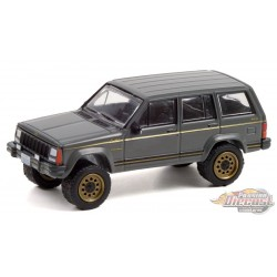 1988 Jeep Cherokee Limited - Beverly Hills, 90210 (1990-2000 TV Series) - Hollywood 33 - 1/64 Greenlight - 44930 A
