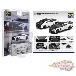 Nissan GT-R50 By Italdesign White 1,200 Pcs - Era Car  1/64 - NS21GTRSP45 -  Passion Diecast