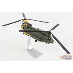 Boeing Chinook HC.4 ZH777- RAF No. 28, RAF Benson England - RAF 100 Year - Corgi 1/72 AA34216