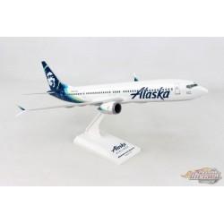 Alaska Boeing 737 MAX9 / N913AK / Skymarks 1:130 SKR1007