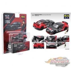Nissan GT-R R35 Simola Hillclimb 1St Special Edition Limité 1,200 Pcs - Era Car  1/64 - NS21GTRRF56 - Passion Diecast