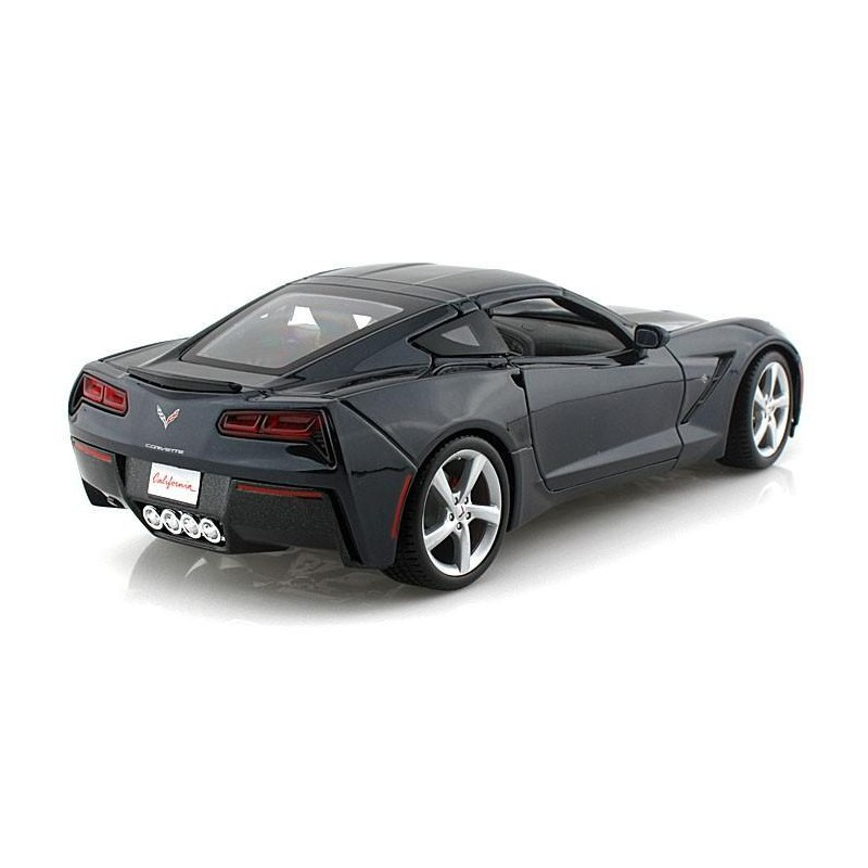 chevrolet corvette c7 stingray 2014 passion diecast. Black Bedroom Furniture Sets. Home Design Ideas