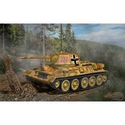 Beute Panzer (Trophy Tank), T34/76 Model 1943 - Corgi 1/50 CC51606 - Passion Diecast