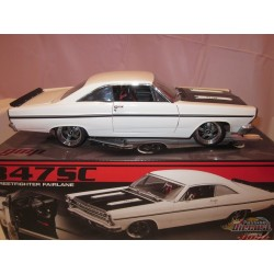 FORD FAIRLANE 347SC  Streetfighter White   - GMP 1/18 G1801121 used