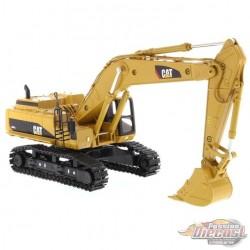 Caterpillar 365B L Series II Hydraulic Excavator with 2 Figurines - High Line Series - Diecast Master  1/50-  85189C