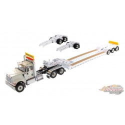 International HX520 Tractor with XL 120 HDG in White - Diecast Master  1/50 -  71015 - Passion Diecast
