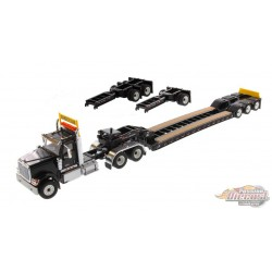 International HX520 Tractor with XL 120 HDG in Black - Diecast Master  1/50 -  71017- Passion Diecast