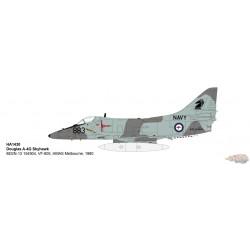 Douglas A-4G Skyhawk RAN 805 Sqn, 883/N-13, HMAS Melbourne, 1980 / Hobby Master 1:72 HA1430