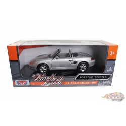 Porsche Boxster - Motormax 1-24 - 73226 SIL - Passion Diecast