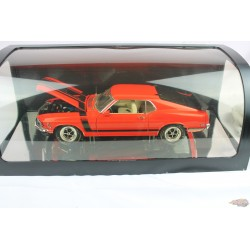 1970 Ford Mustang Boss 302   Red - Highway 61   1/18 - 50273   used