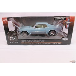 1970 Ford Mustang CJ 428 Q code  Blue - Highway 61   1/18 - 50273   used