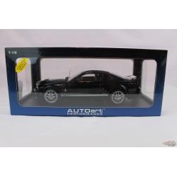 Ford Shelby GT 500 Cobra  black Autoart  1/18 -  73054 Used