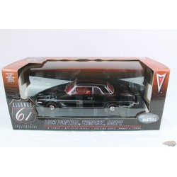 1963 Pontiac Tempest Coupe  black- Highway 61   1/18 -  50138  Used