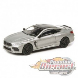 BMW M8 Coupe Grey -  Para64  - PA-55213 - Passion Diecast