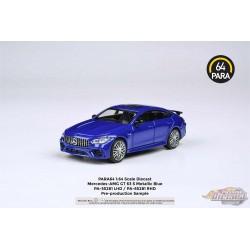 Mercedes-AMG GT 63 S Blue -  Para64  - PA-55281 - Passion Diecast