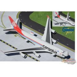 Boeing 747-400ERF / Cargolux LX-LXL / Interactive / Gemini 1:200 G2CLX933