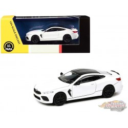 BMW M8 Coupe White -  Para64  - PA-55214 - Passion Diecast