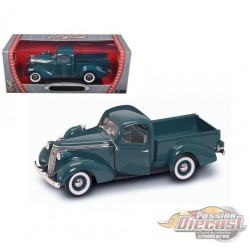 Ford Crown Victoria 1955  Green - 1/18 LUCKY TOYS -  92138